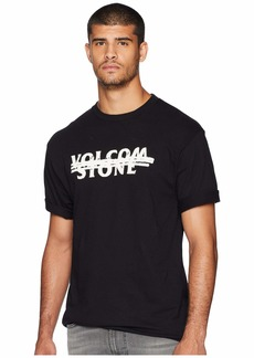Volcom Cross Out Short Sleeve Tee