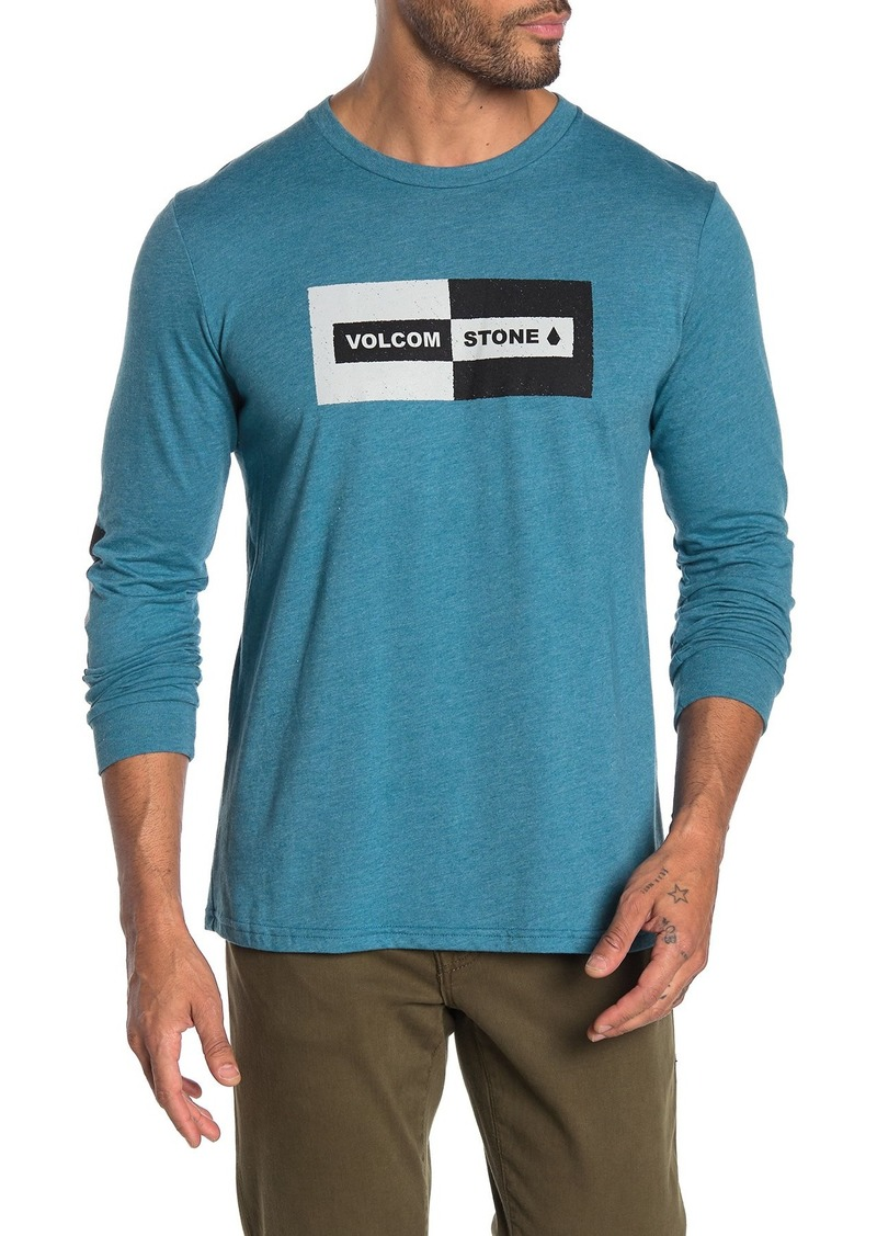 Volcom Dame Difference Long Sleeve T-Shirt