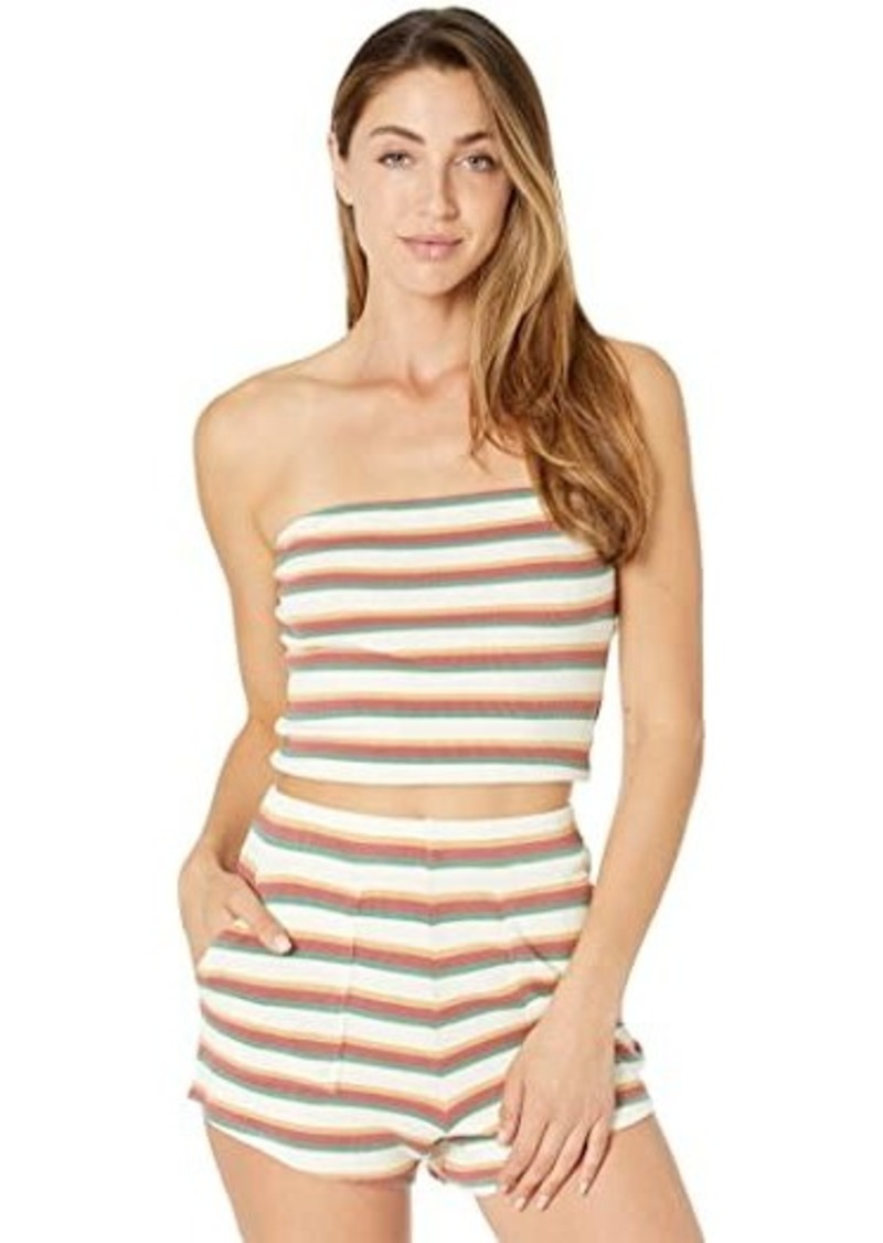 Volcom Dance Stripes Tube Top