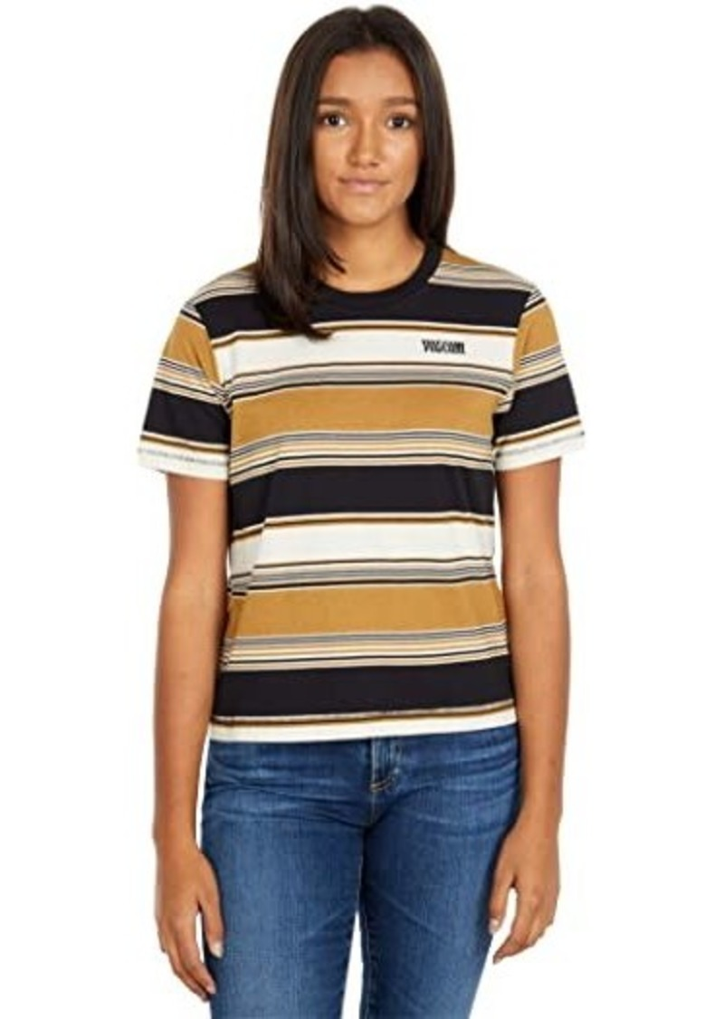 Volcom Doing Fine Short Sleeve T-Shirt