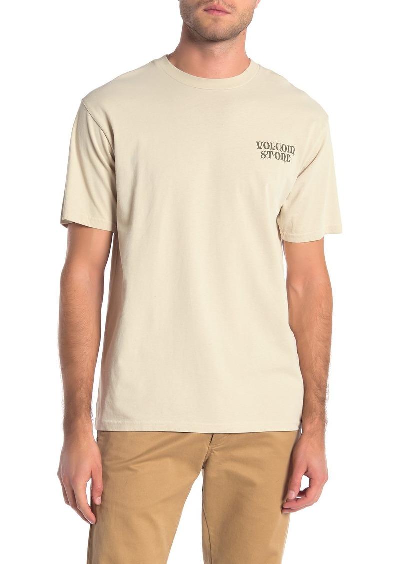 Volcom Dooby Short Sleeve T-Shirt