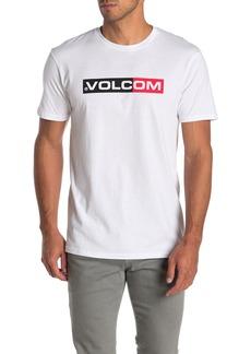 Volcom Euro Graphic Logo T-Shirt