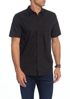 Volcom Evvertt Short Sleeve Woven Regular Fit Shirt