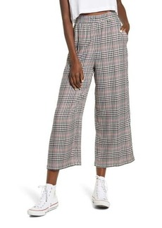 Volcom Fad Friend Plaid Crop Pants