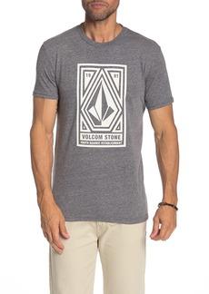 Volcom Farce Logo Heathered T-Shirt