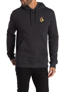 Volcom Fleece Lined Pullover Hoodie