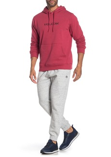 Volcom Foreman Fleece Heathered Knit Joggers