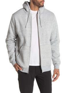 Volcom Foreman Fleece Lined Full Zip Hoodie