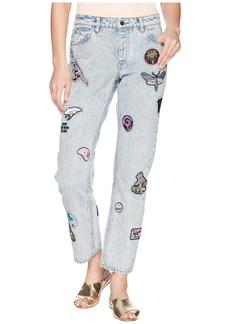 Volcom Gmj Boyfriend Jeans