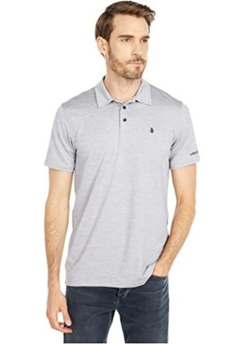 Volcom Hazard Perf Short Sleeve Polo