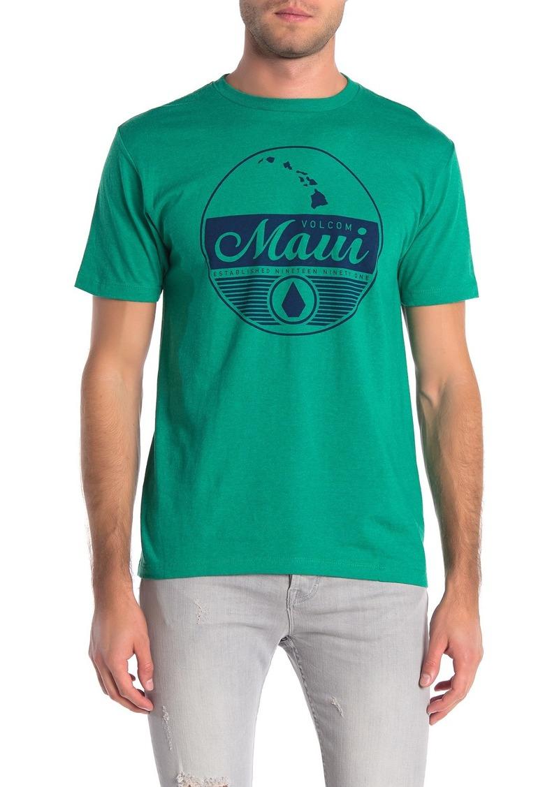 Volcom Isle Hop Short Sleeve T-Shirt
