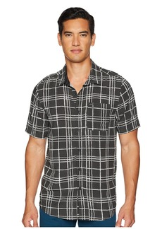 Volcom Klasey Short Sleeve Woven Top