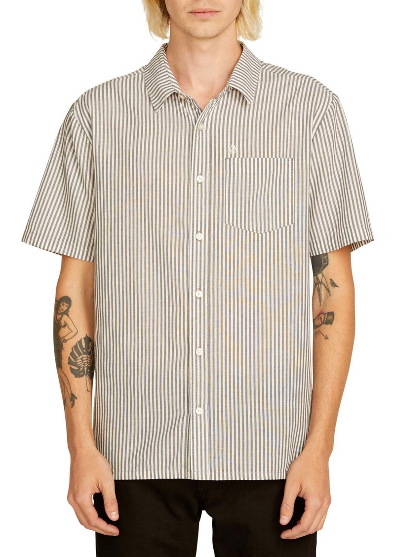 Volcom Kramer Short Sleeve Shirt