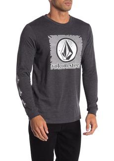 Volcom Long Sleeve Knit T-Shirt