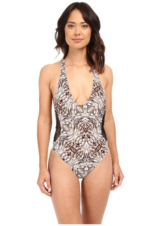 Volcom Lost Sea One-Piece