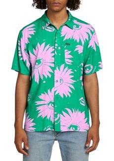 Volcom Mag Sketch Woven Shirt