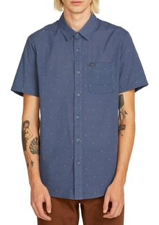 Volcom Magstone Short Sleeve Standard Fit Shirt