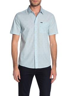 Volcom Mark Mix Short Sleeve Regular Fit Shirt