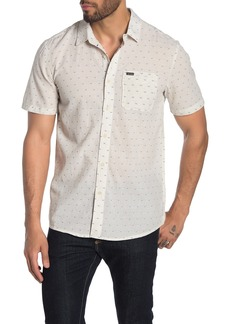 Volcom Mark Mix Short Sleeve Regular Fit Shirt