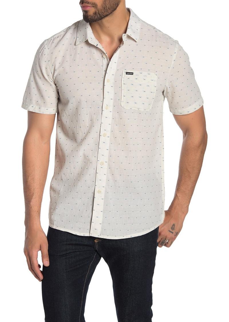 Volcom Mark Mix Short Sleeve Shirt
