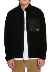 Men's Volcom Muzzer Fuzzar Fleece Jacket