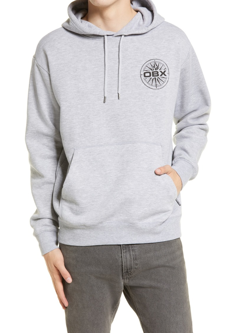 Men's Volcom X Outer Banks Pope Compass Hoodie