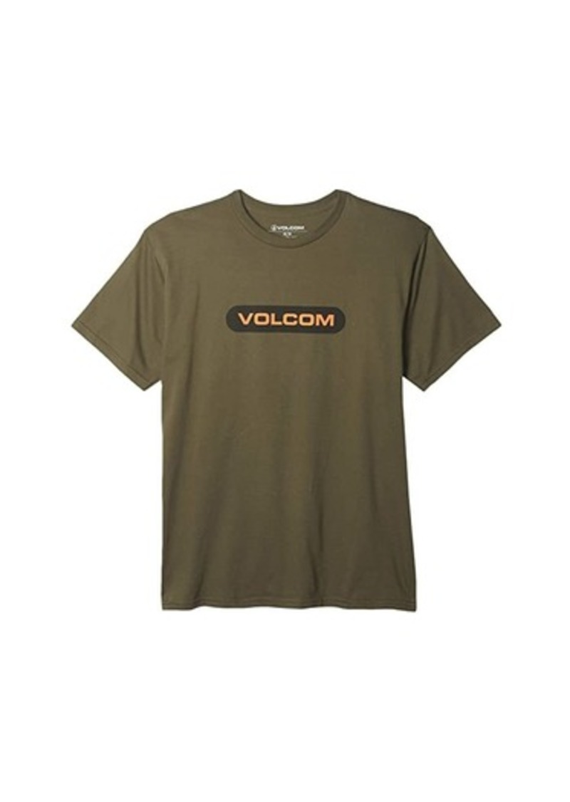 Volcom New Euro Short Sleeve Tee