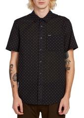 Volcom Newmark Patterned Woven Shirt