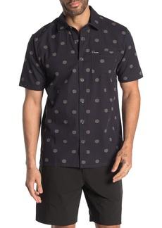 Volcom Nolen Printed Classic Fit Shirt