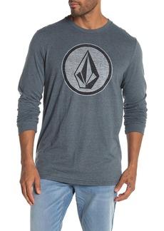Volcom Orderly Heathered Long Sleeve T-Shirt