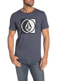 Volcom Overcast Logo Heathered T-Shirt