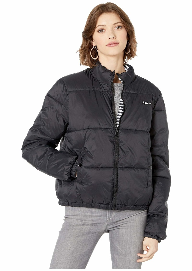 Volcom Puffs N Stuff Reversible Jacket