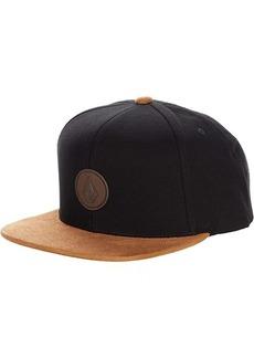 Volcom Quarter Fabric Panel Hat