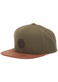 Volcom Quarter Fabric Panel Hat
