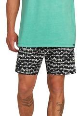 Volcom Remote Elastic Waist Shorts