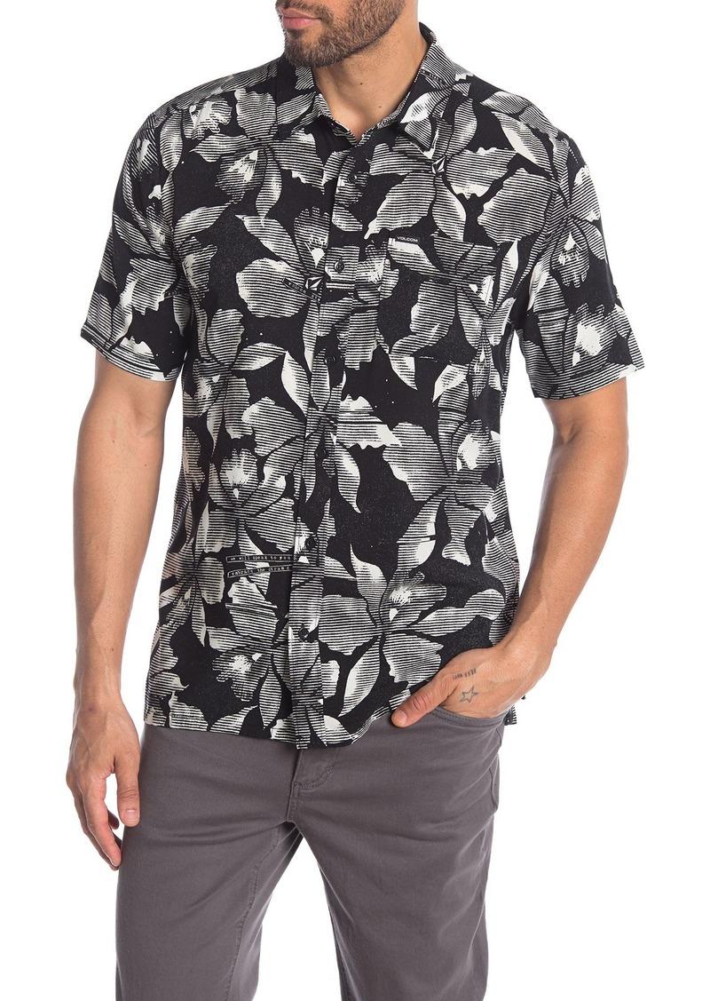Volcom Resorto Vallarta Printed Classic Fit Shirt