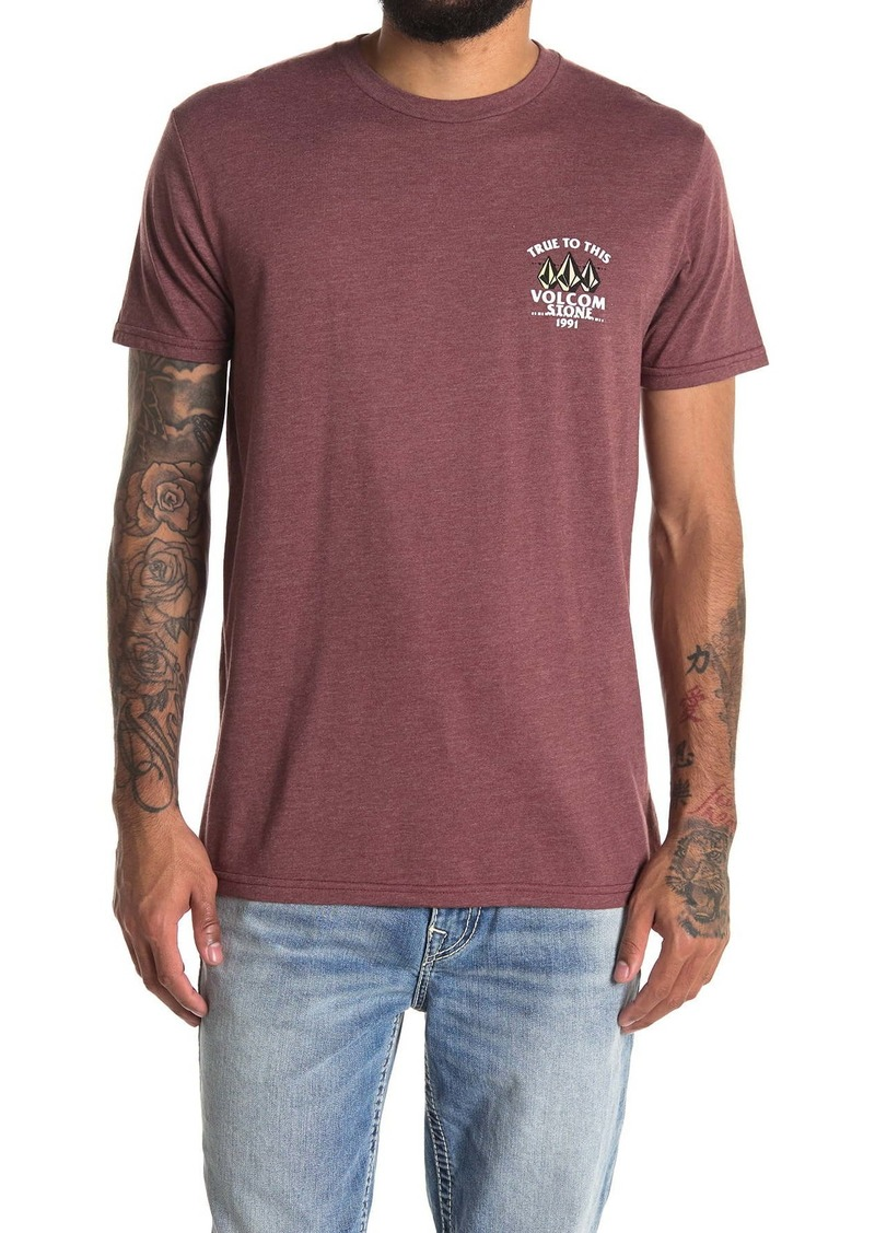 Volcom Sketched Short Sleeve T-Shirt