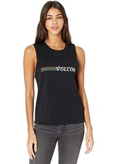 Volcom Sorry Babe Muscle Tank Top
