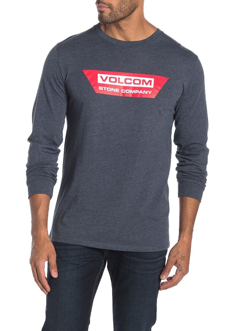 Volcom Stone Brew Long Sleeve T-Shirt