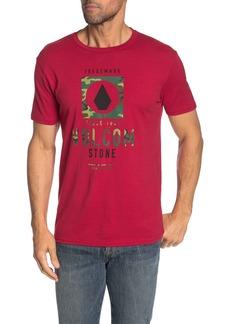 Volcom Stone Square Logo T-Shirt