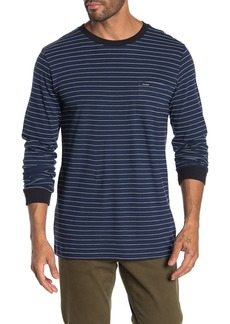 Volcom Storie Striped Stitch Long Sleeve T-Shirt