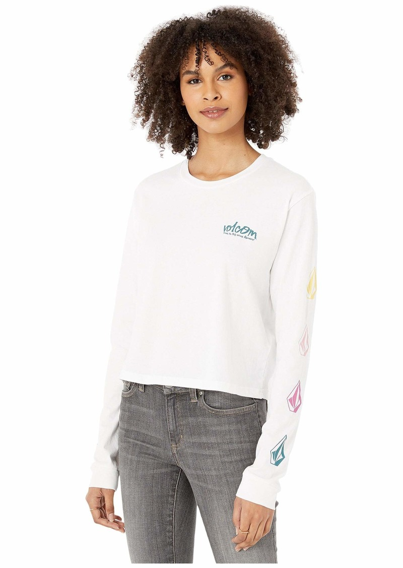 The Volcom Stones Long Sleeve Shirt