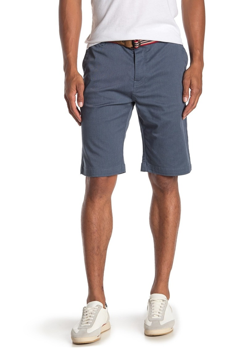 Volcom V-Monty Solid Stretch Shorts