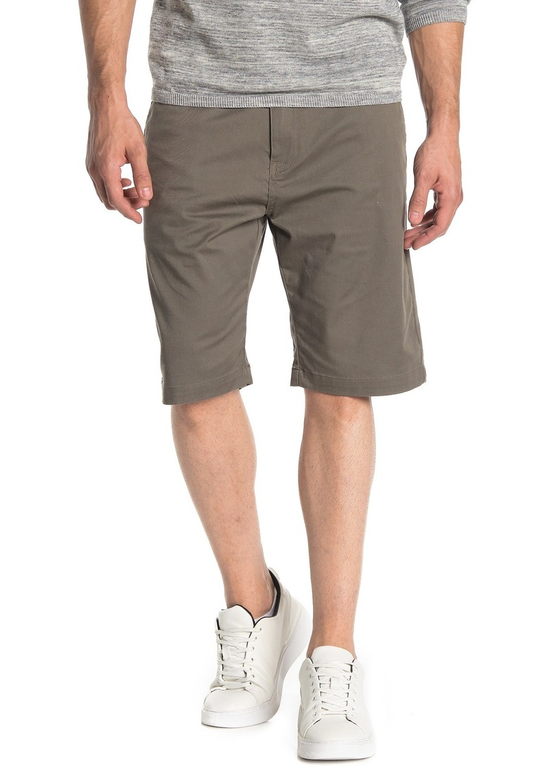 Volcom V-Monty Solid Stretch Shorts