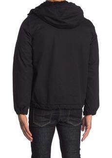 Volcom Vaugan Faux Fur Lined Puffer Jacket