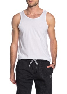 Volcom Via Solid Knit Tank Top
