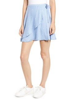 Volcom April March Wrap Skirt