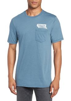 Volcom Bard Pocket Cotton Blend T-Shirt