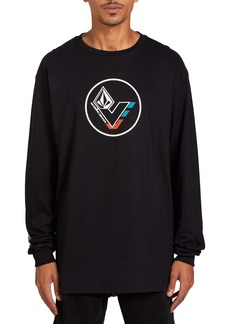 Volcom Basic Long Sleeve Longline T-Shirt
