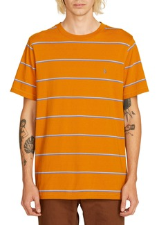 Volcom Beauville Stripe T-Shirt